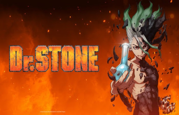 Dr Stone (TMS entertainment)