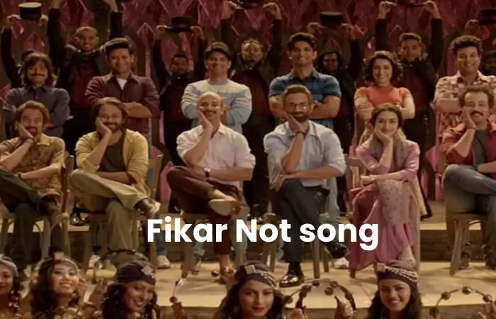 Fikar Not song