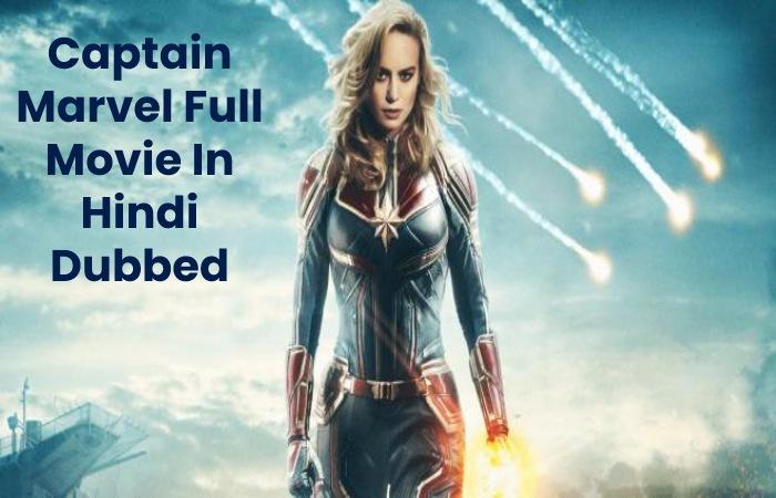 Captain Marvel Full Movie In Hindi Dubbed