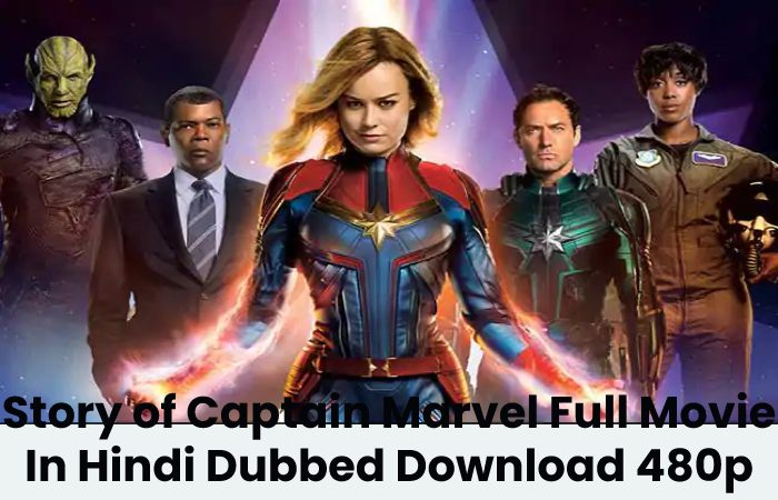 Story of Captain Marvel Full Movie In Hindi Dubbed Download 480p