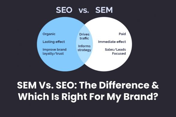 SEM Vs. SEO: The Difference & Which Is Right For My Brand?